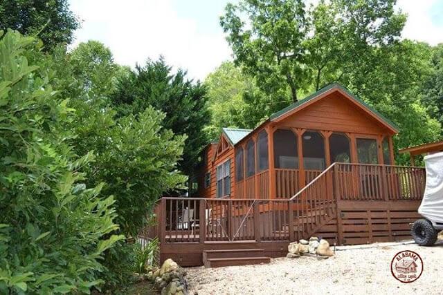 Alabama Custom cabin tiny house 2