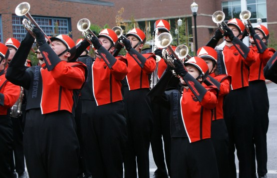 New OSUMB Band Uniforms