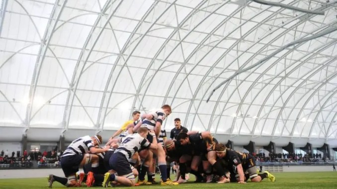 Heriot's versus Currie Chieftains