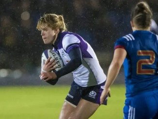 Hannah Smith is back at centre for Scotland