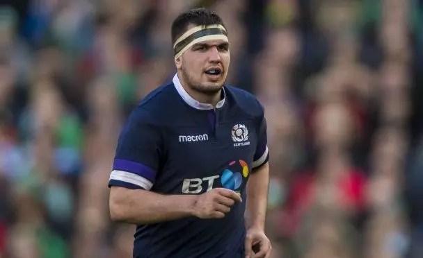 Stuart McInally will captain Scotland's tour squad