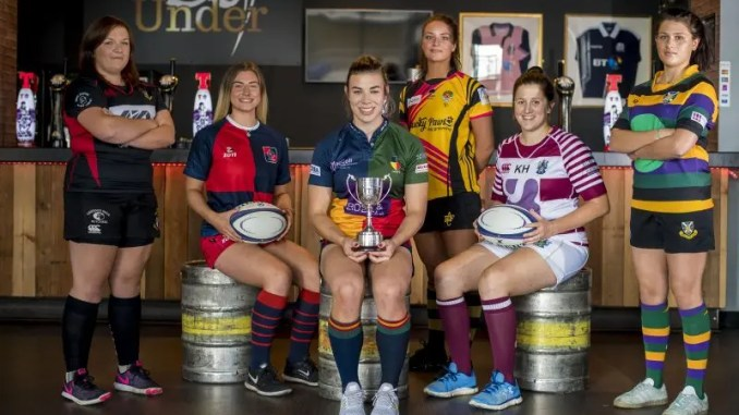 Women's Premiership launch