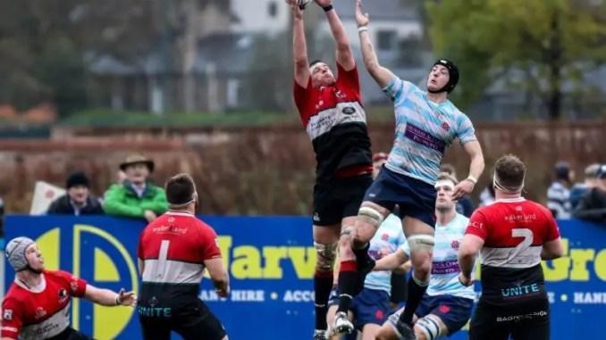 Edinburgh Accies Glasgow Hawks
