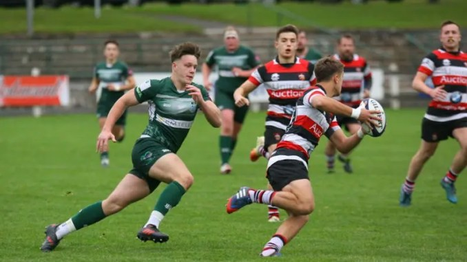 Hawick v Stirling