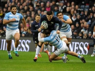 Scotland v Argentina match report