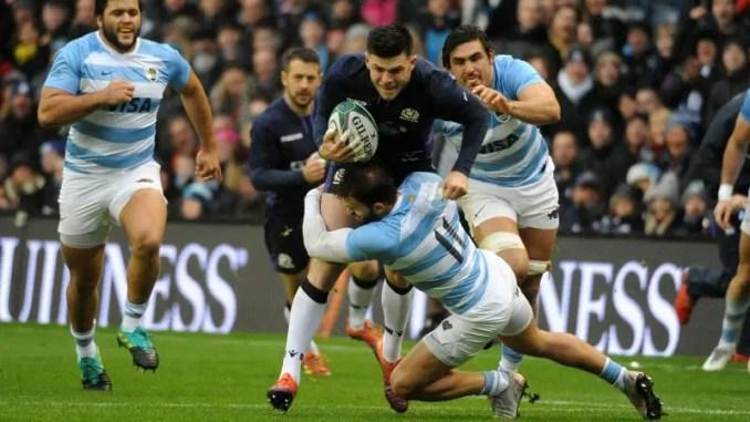 Scotland v Argentina match report