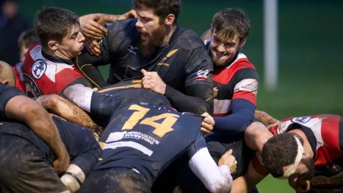 Currie Chieftains v Stirling County