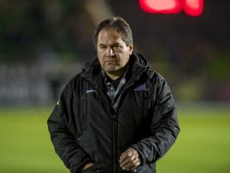 Glasgow Warriors coach Dave Rennie
