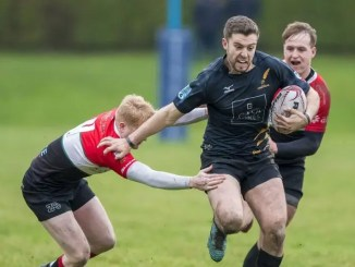 Currie Chieftains v Glasgow Hawks