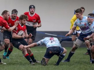 Glasgow Hawks V Edinburgh Accies