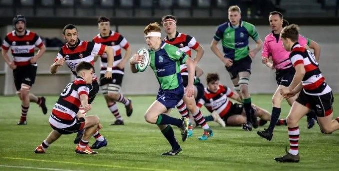 Stirling County V Boroughmuir Youth League Cup Semi-final