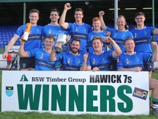 Boroughmuir win Hawick 7s