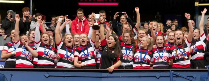 Stirling County Girls' Under-18s