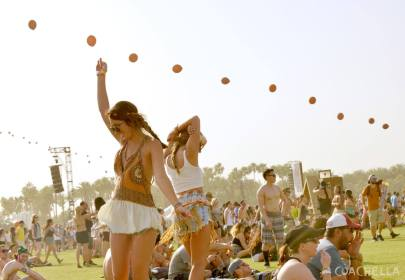 Coachella Dancing