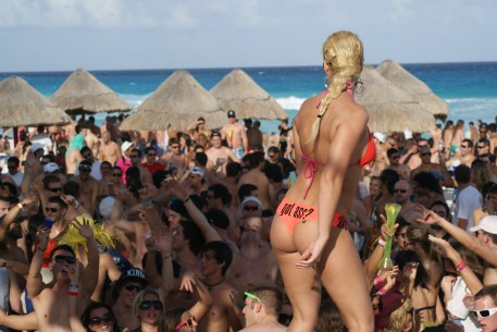 Cancun Spring Break