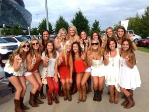 texas tailgate