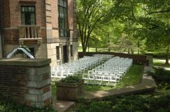Outdoor Wedding Ceremony
