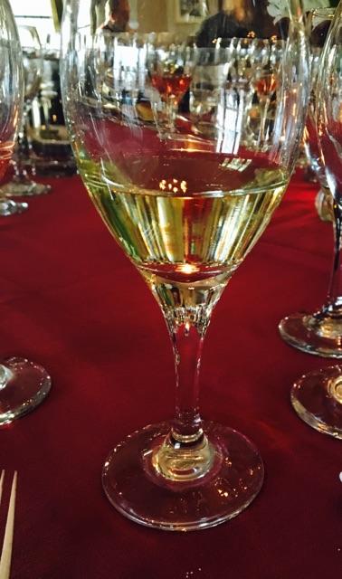 Second Course Wine