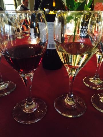 Third Course Wine