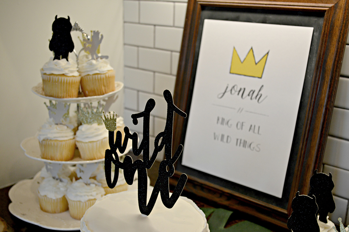 Where the Wild Things Are Party & Printables