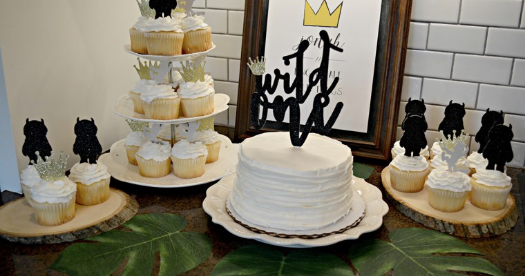 """Where the Wild Things Are"" Party & Printables"