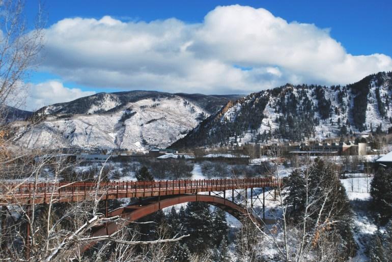 Aspen, CO Bridge