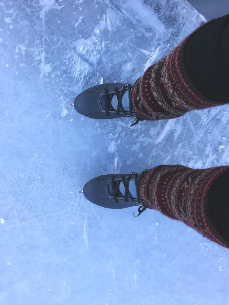 Holiday Ice Skating Denver, CO
