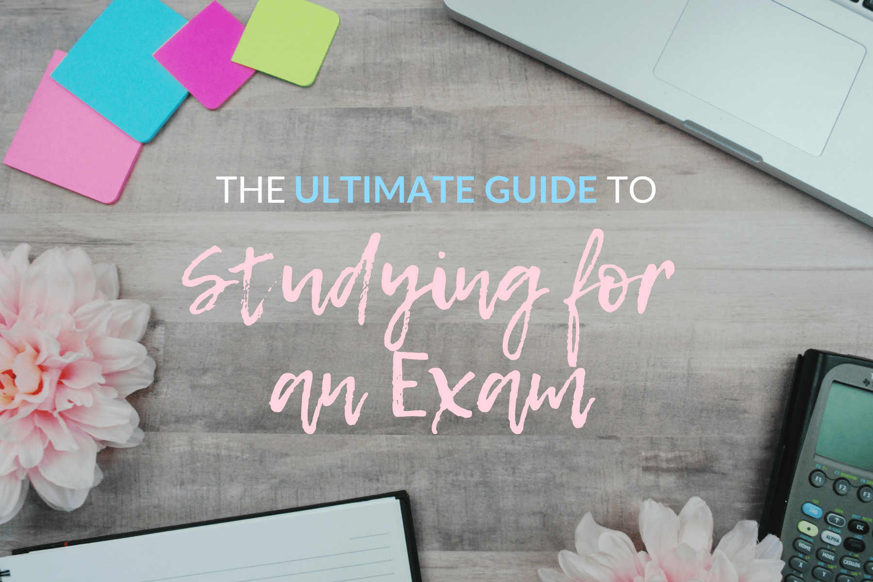 ultimate guide how to study for an exam the olden chapters