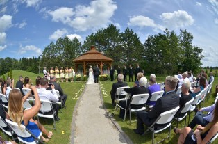 Marni and Scott Wedding in Mono Ontario Photography and Video