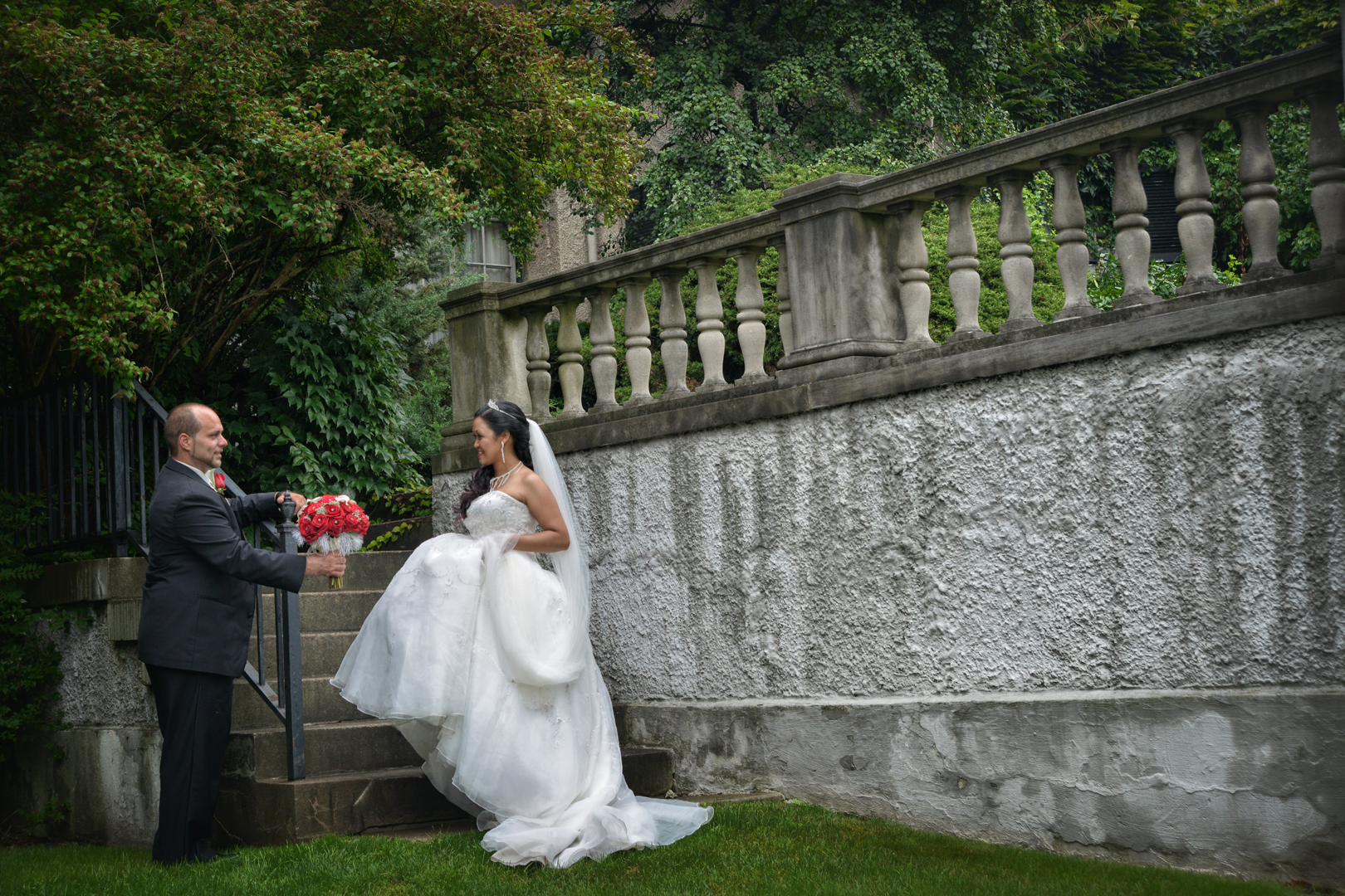 Catherine And Randy Wedding At The Fantastic Parkwood Estates Oshawa Photographic Memories