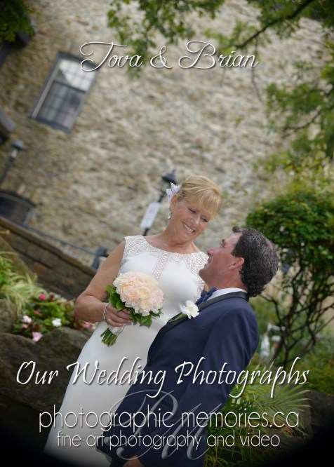 Tova & Brian wed
