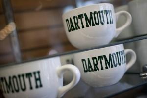 Dartmouth coffee mugs