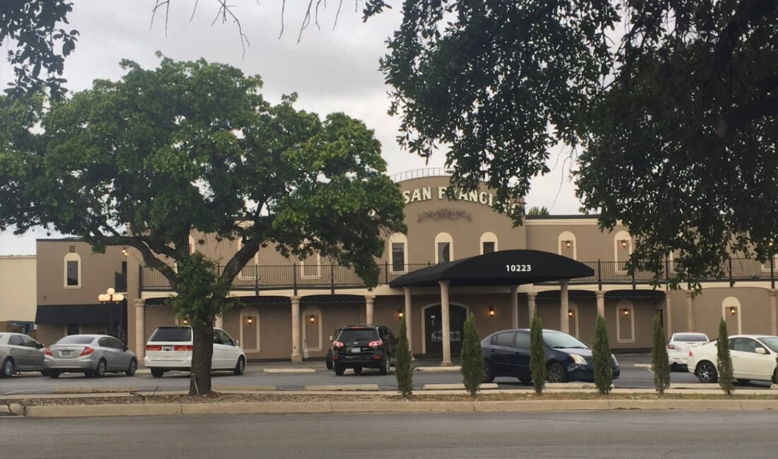 Old San Francisco Steakhouse Serving San Antonio For 40