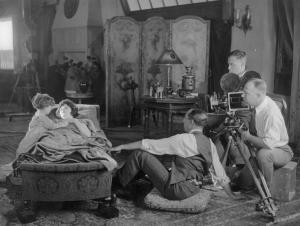 1920s Film Set