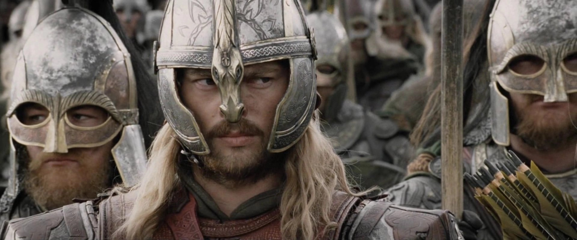 eomer the two towers karl urban the old shelter. Black Bedroom Furniture Sets. Home Design Ideas