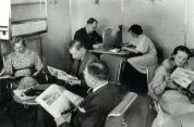 Hindenburg Reading and Writing Room