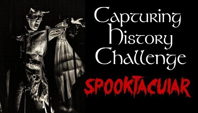 Spooktacular Challenge 2015