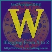 W -White Audience (AtoZ Challenge 2016)