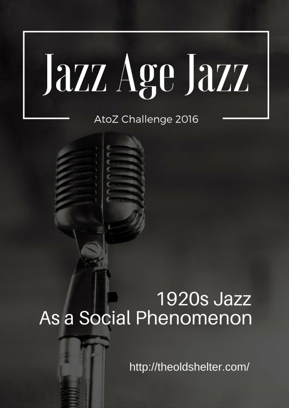 Jazz Age Jazz - Theme Reveal