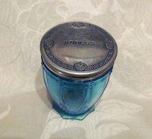 Cold cream jar 1920s