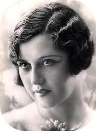 In the 1920s, a girl could bob her hair in many different style. The shingle was one of the most daring