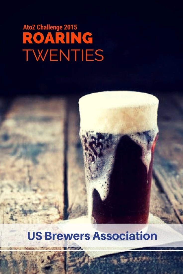 Roaring Twenties AtoZ - U is for United States Brewers Association