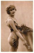 1920s bathing beauty
