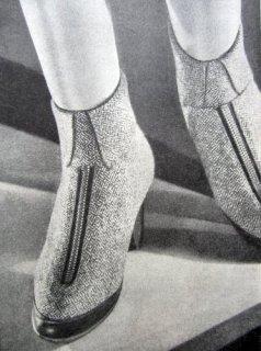 B.F. Goodrich Zipper Ad, July 1928