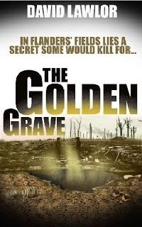 The Golden Grave (Liam Mannion series #2) by David Lawlor