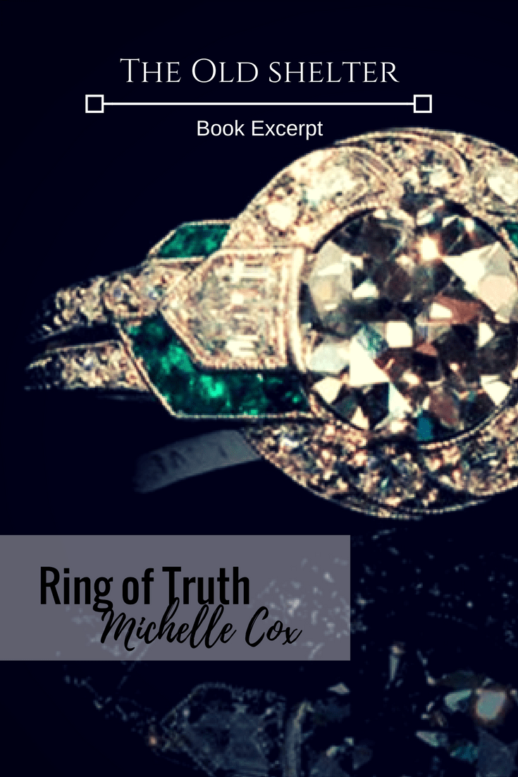 RING OF TRUTH (Michelle Cox) - As if getting to know each other better wasn't challenging enough, after Henrietta discovered Clive is in fact much more than a mere police detective, the mystery of a stolen ring gets in the way