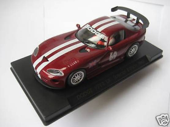 Fly Dodge Viper Uk Special Edition E4 1 32 Scale Slot Car New