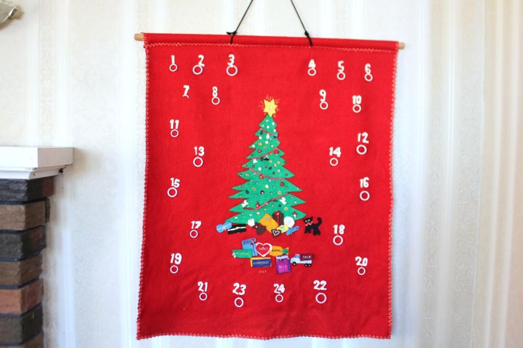 Danish Christmas Calendar