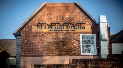 The Olive House exterior