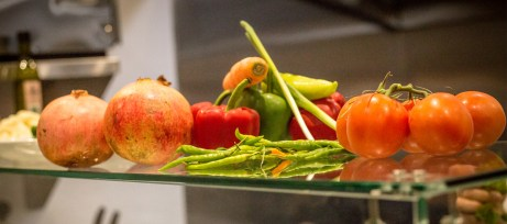 We use fresh ingredients whenever possible